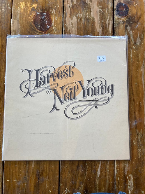 """Neil Young, """"Harvest"""" USED"""