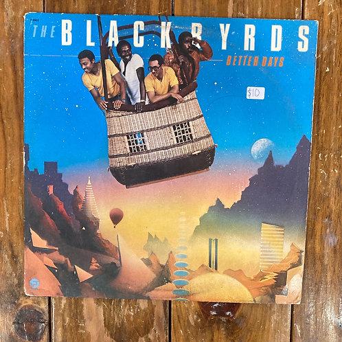 "The Blackbyrds, ""Better Days"" USED"