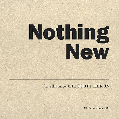 "Gil Scott-Heron,""Nothing New"""