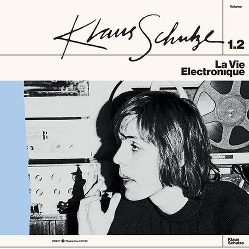 """Klaus Schulze, """"La Vie Electronique Vol 1.2"""""""