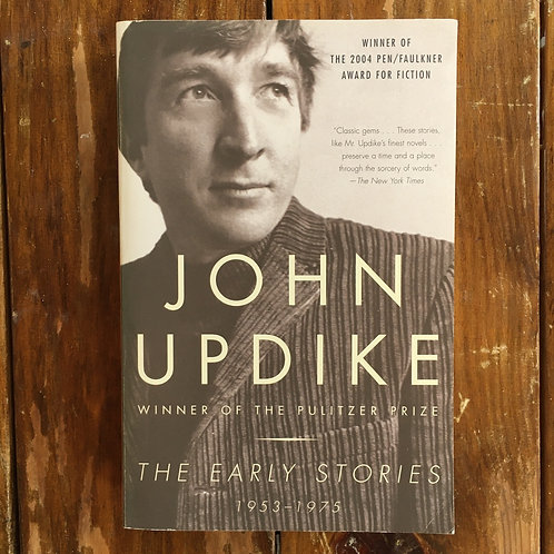 The Early Stories 1953-1975 by John Updike (used)