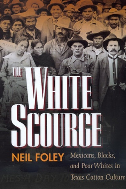 White Scourge:  Mexicans, Blacks, and Poor Whites in Texas Cotton Culture