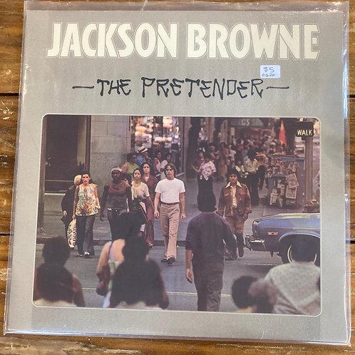 Jackson Browne, The Pretender USED
