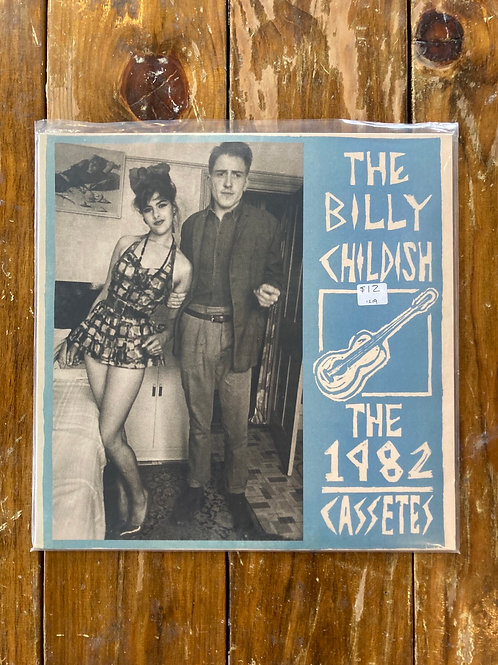 """Billy Childish, """"The 1982 Cassetes"""" USED"""