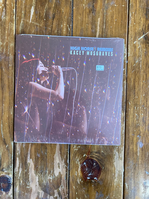 "Kacey Musgraves, ""High Horse Remixes"" SEALED 10"""