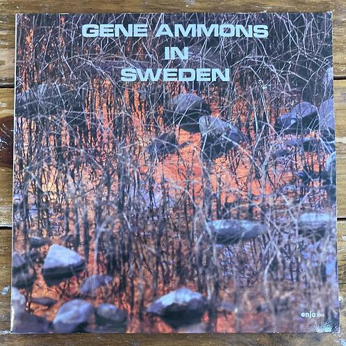 "Gene Ammons, ""In Sweden"" USED"