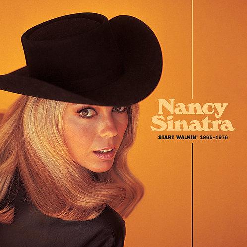 """Nancy Sinatra, """"Start Walkin' 1965–1976"""""""