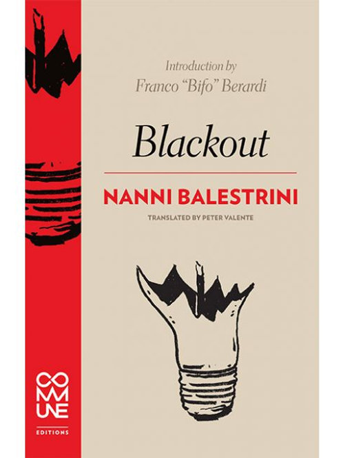 Blackout by Nanni Balestrini