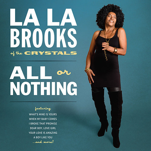 """Lala Brooks, """"All or Nothing"""""""