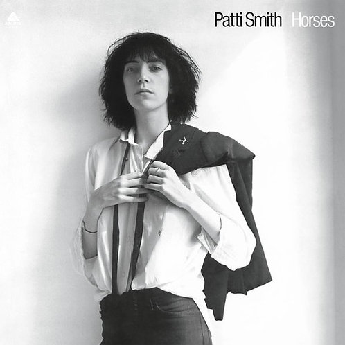 "Patti Smith, ""Horses"""