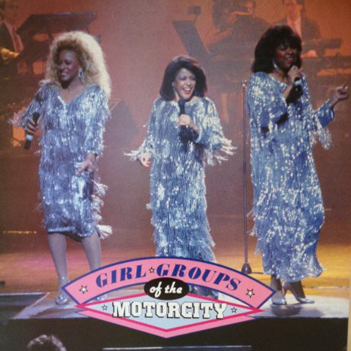 "Various Artists, ""Girl Groups of the Motorcity"""