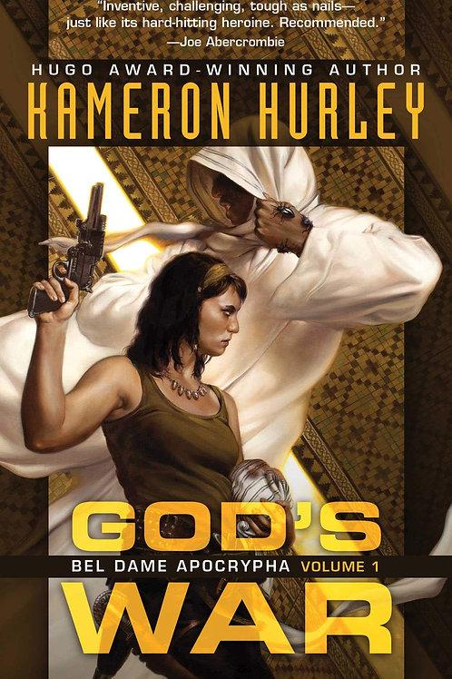 God's War by Kameron Hurley (used)