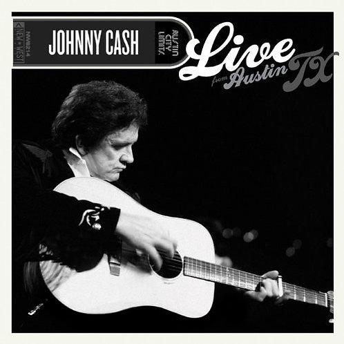 "Johnny Cash, ""Live from Austin City Limits"""