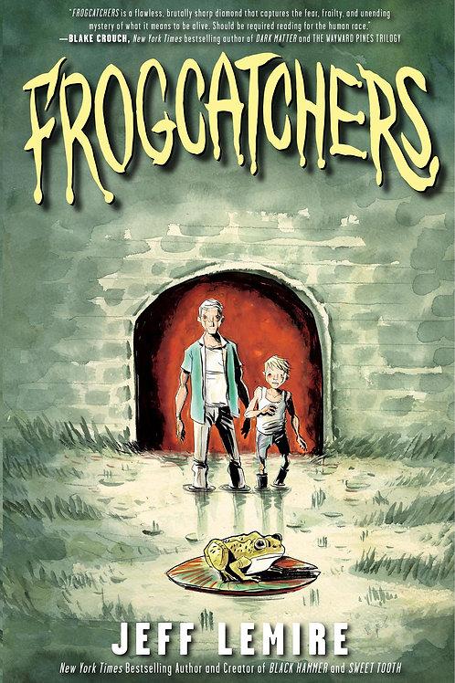 Frogcatchers by Jeff Lemire