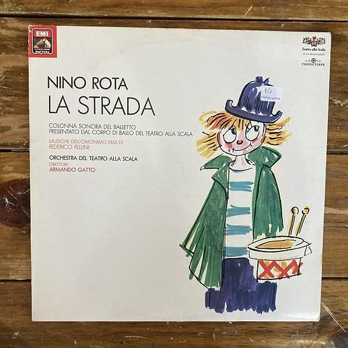 "Nino Rota, ""La Strada"" USED"