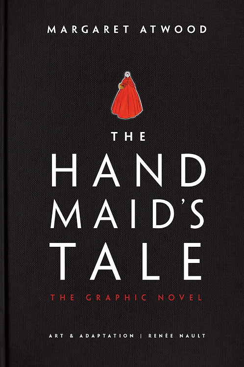 The Handmaid's Tale: The Graphic Novel by Margaret Atwood (used)