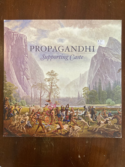 "Propagandhi, ""Supporting Caste"" USED"