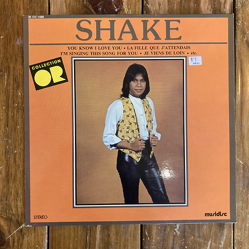 Shake, S/T USED