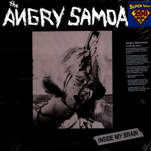 "Angry Samoans, ""Inside My Brain"""