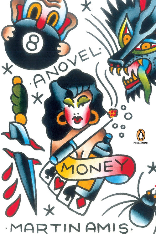 Money: A Suicide Note by Martin Amis (used)