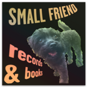 Holographic Peluga the Small Friend sticker