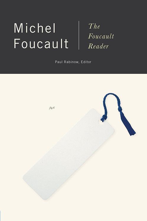 Foucault Reader by Michel Foucault (used)