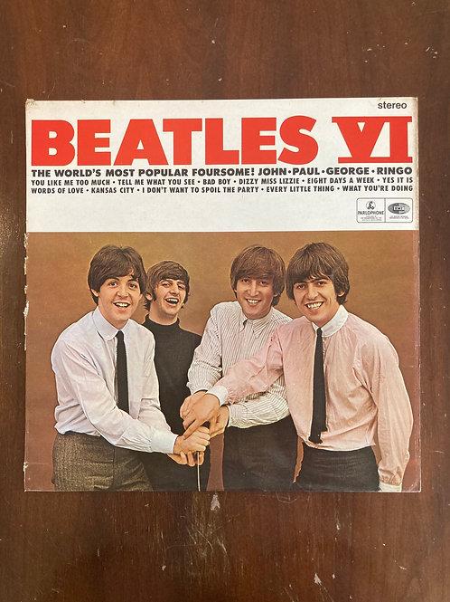 Beatles VI (UK Pressing)