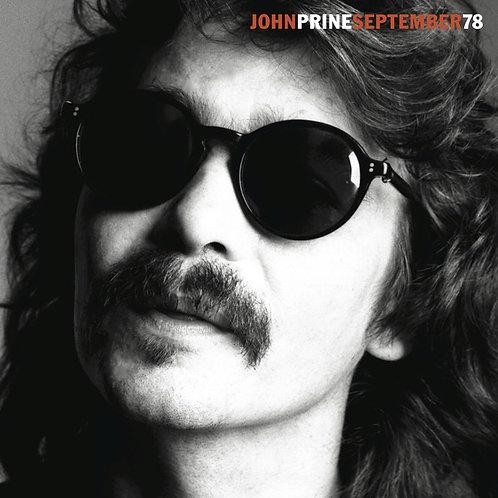 """John Prine, """"September 78"""""""