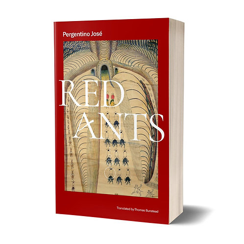 Red Ants by Pergentino José