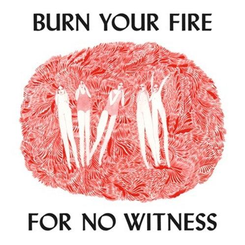 "Angel Olsen, ""Burn Your Fire for No Witness"""