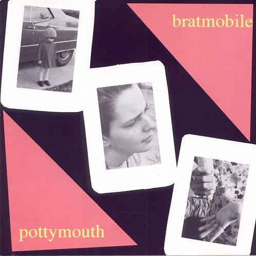 Bratmobile, Pottymouth Cassette