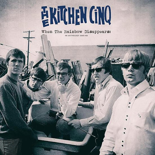 "The Kitchen Cinq, ""When the Rainbow Disappears"""