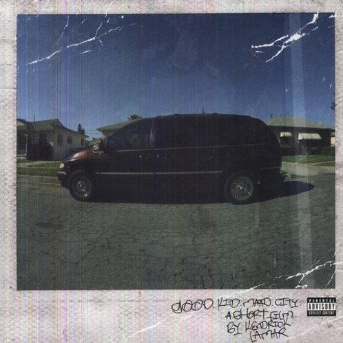 """Kendrick Lamar, """"Good Kid, M.A.A.D City"""""""
