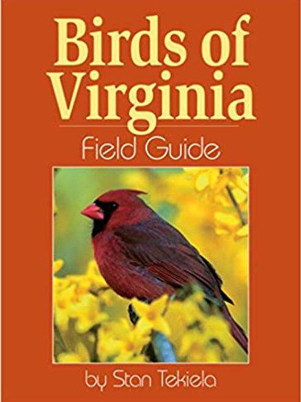Birds of Virginia Field Guide