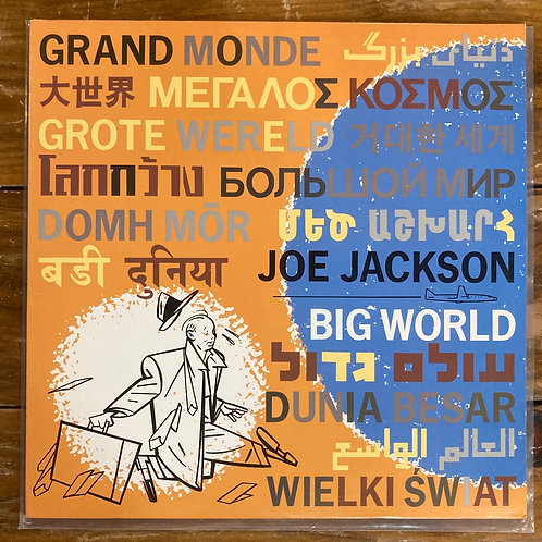 Joe Jackson, Big World USED