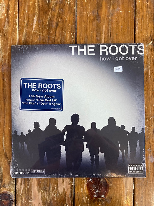 """The Roots, """"How I Got Over"""" SEALED"""