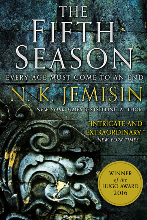 The Fifth Season (The Broken Earth #1) by N. K. Jemisin
