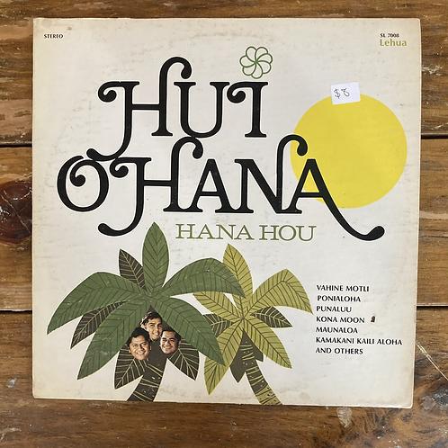 """Hui Ohana, """"Hana Hou"""" USED"""