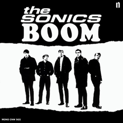 The Sonics, BOOM