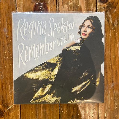 "Regina Spektor, ""Remember Us to Life"" USED"