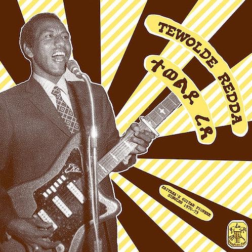 """Tewolde Redda, """"Eritrea's Guitar Pioneer"""""""