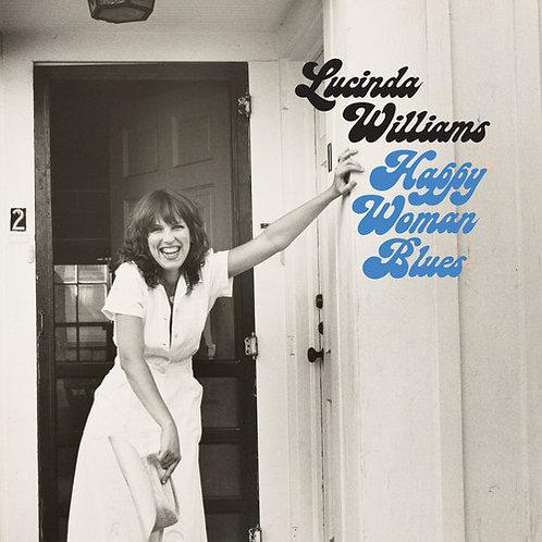 "Lucinda Williams, ""Happy Woman Blues"""
