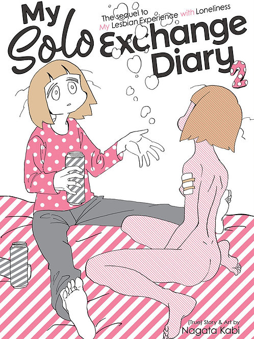 My Solo Exchange Diary Vol. 2 by Nagata Kabi