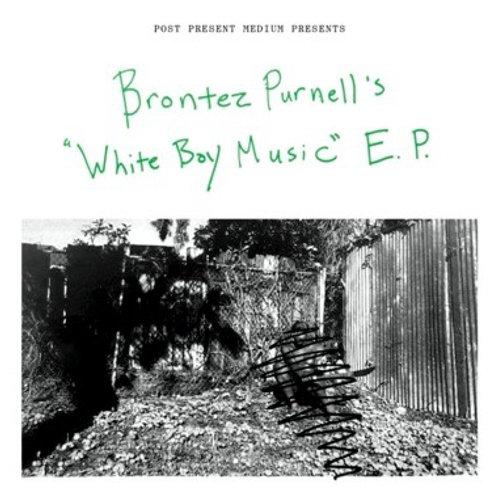 """Brontez Purnell, """"White Boy Music"""" Cassette"""
