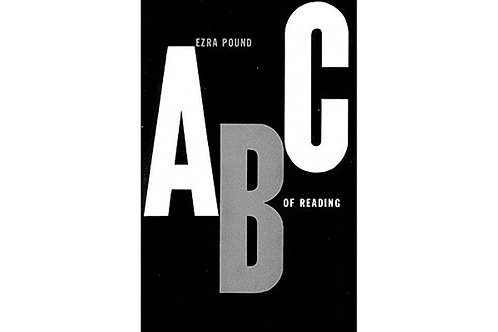 ABC of Reading by Ezra Pound (used)