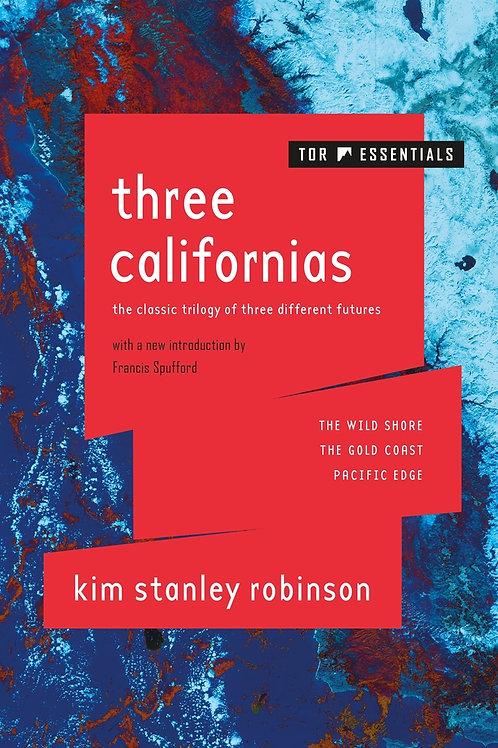 Three Californias by Kim Stanley Robinson