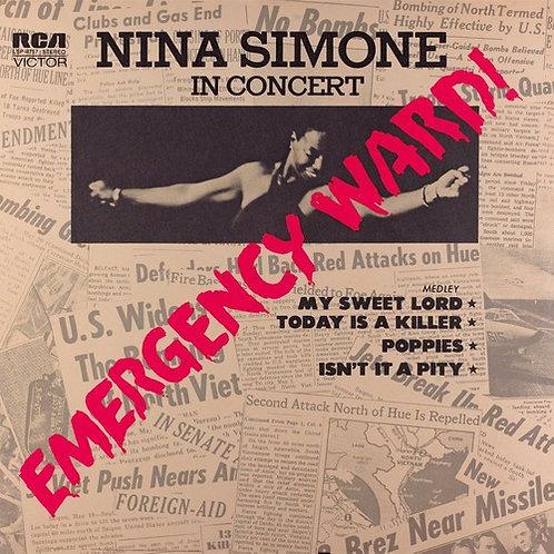 "Nina Simone, ""Emergency Ward!"""