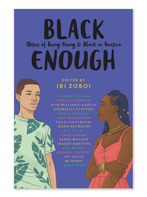 Black Enough: Stories of Being Young & Black in America (used)