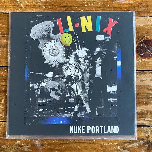 """U-NIX, """"Nuke Portland"""""""