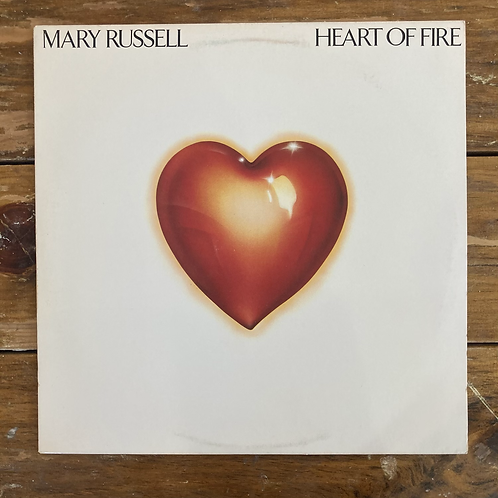 "Mary Russell, ""Heart of Fire"" USED"